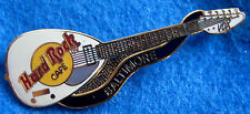 BALTIMORE TEARDROP VOX BRIAN JONES ROLLING STONES GUITAR Hard Rock Cafe PIN
