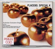 Placebo Maxi-CD SPECIAL K-Australian Exclusive single