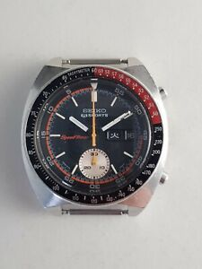 Seiko 6139-6031 Coke Speedtimer Aug 1970