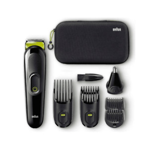 Braun MGK3921 Rechargeable Beard and Hair Clipper Machine 13 Measures Autonomy 4