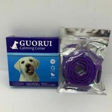 Guorui Calming Collar For All Size Cats Purple Pheromone Technology 60 Days New