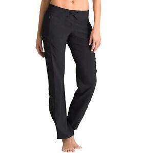 Athleta Black La Viva Pants Ruched Lightweight Full Length, Size 8 (Medium)