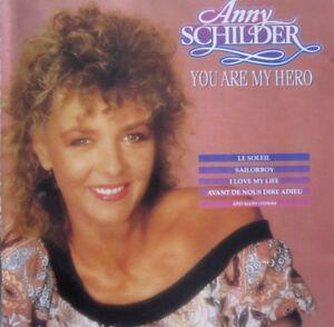 ANNY SCHILDER - YOU ARE MY HERO - CD
