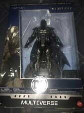 DC Multiverse Injustice 2 BATMAN Metal Platinum Collection New B65