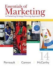 Essentials of Marketing by Perreault - 14th International Edition