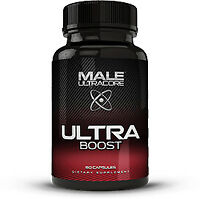 Ultra Boost: Nitric Oxide Booster Supplement For Endurance, Stamina and Recovery