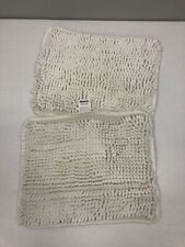 Shark heavy duty cleaning pads (2) new without box 12 x 9.5