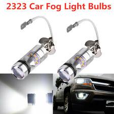 H3 Fog Lights LED Headlight White 6500K for Nissan Maxima 1998-2006 60W 8000LM
