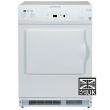 White Knight C86A7WL Sensor dry 7Kg Vented Tumble Dryer Square Door