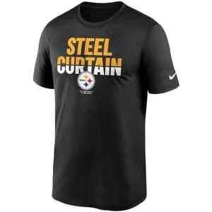 New 2021 NFL Pittsburgh Steelers Nike Legend Local Phrase Performance T-Shirt