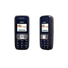 Genuine Dummy Phone Nokia 1209 Midnight Blue Replica Kids Fun New Giftbag Baby