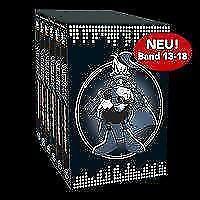 Lustiges Taschenbuch Ultimate Phantomias Box Band 13 - 18 von Walt Disney (Taschenbuch)