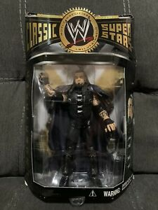 WWE WWF UNDERTAKER Jakks Pacific Classic Superstars Collector Series 2004