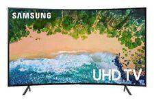 "Samsung UN55NU7300 Curved 55"" 4K UHD 7 Series Smart LED TV (2018)"