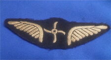 Rare WWI US Air Service Enlisted Pilot Wing Insignia