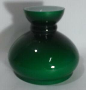 Ersatzschirm für Petroleumlampe in vielen Größen und Farben / Grün 144mm