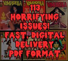 113 Issues Pdf Vampirella Warren Publishing Fast Digital Delivery