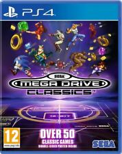SEGA Mega Drive Classics PS4 Playstation 4 Game In Stock From Brisbane