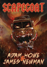 Adam Howe & James Newman SCAPEGOAT Thunderstorm Signed# Mint copies!! Great read