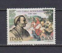 ITALIA MNH 1988  C. Borromeo 1v           s19810