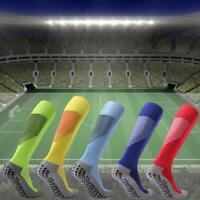 Football Socks - Anti Slip - Non Slip Grip Pads Sports