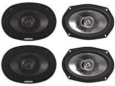 "2 Pairs Alpine SXE-6925S 560 Watt 6x9"" Car Audio Speakers High Quality!"