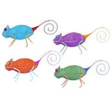 beadworx - Colorido Chameleon Animal Modelo ~ Cuentas Trabajo De Cuentas Regalo