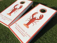 Lobster Custom Cornhole Boards