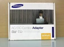 Samsung AA-PA3NC90/US 19V 90w Auto/Air AC/DC/USB Combo Travel Power Adapter (B4)