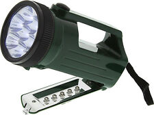 Lantern - 7 + 5 LED, 2 Way, Green