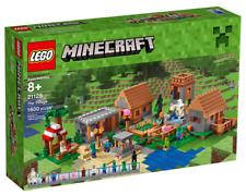 LEGO 21128 MINECRAFT VILLAGE 21105 RARE 21137 21118 STEVE CREEPER NEW 5% OFF
