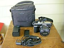 Olympus PEN E-PL1 Digital Camera 14-42mm Lens-Case-2 Batteries + Charger