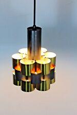 frühe jo hammerborg für Fog Morup 50er 60er copper pendant Kupfer Lampe