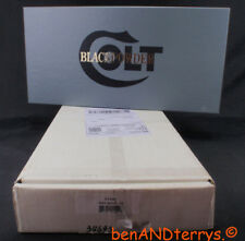 Colt 1851 Navy Black Powder Series Revolver Factory Issued Gun Box, Shipping Box
