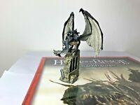 1:29 Herr der Ringe Schachfiguren ovp mit Heft - Fellbiest Hexenkönig Mordor