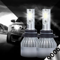 XENTEC LED HID Headlight kit 9006 White for 1999-2010 Jeep Grand Cherokee