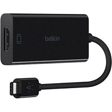 Belkin HDMI Female to USB-C Male Adapter 4k at 60 Hz, 4096x2160 MacBook Pro iMac