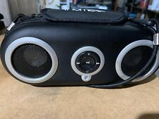 IHOME 2GO PORTABLE IPOD PORTABLE  BOOMBOX & RADIO