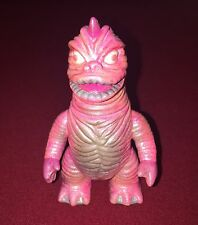 BUFF MONSTER HANDPAINTED CUSTOM GARGAMEL SIGNED 08 KAIJU SOFUBI MVH NagNagNag