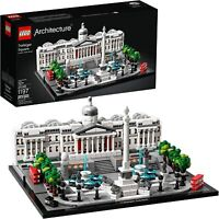 Lego Architecture Trafalgar Square (21045) Building Kit 1197 Pcs