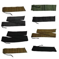 "Silicone Treated Gun Sock 52"" Rifle/Shotgun Shooting Oil Air Slip Sleeve Hunting"