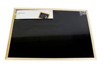 Wooden Chalkboard Black Board Message Memo Notice Menu Blackboard Boards Office