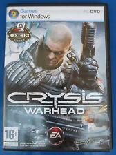 Crysis Warhead - PC - FR - 2 DVD-rom - très bon état