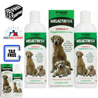 Nutramax Welactin Dogs Omega-3 Supplement Tasty Healthy Skin Coat Support 16 oz.