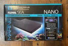 New listing Fluval Sea Marine Nano 3.0 Led w/ Bluetooth ~ *Fast Shipping*