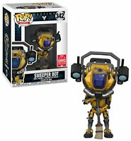 Destiny - Sweeper Bot Funko Pop Vinyl 2018 SDCC EXCLUSIVE DAMAGED OUTER BOX