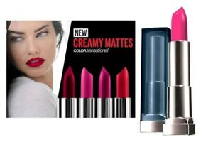Maybelline Matte lipstick 950 Magnetic Magenta Colorsensational.