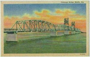 Cochrane Bridge, Mobile, Alabama 1937