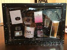 New Victoria's Secret Mini Perfume Gift Set BOMBSHELL TEASE LOVE Heavenly