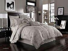 J Queen New York European Pillow Sham Claremont 25x25 Elegant Designer Bedding